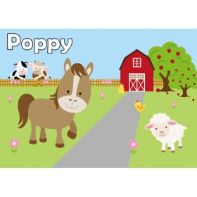 Farmyard Placemat