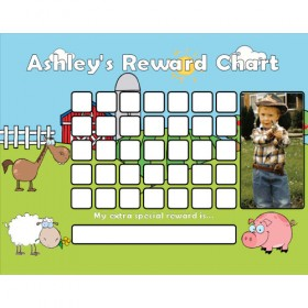 Farm Reward Chart Blank Photo