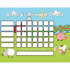 Farm Reward Chart Task