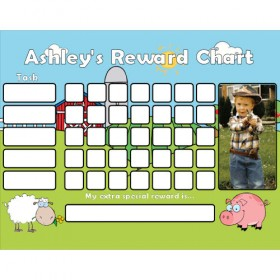 Farm Reward Chart Task Photo