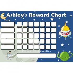 Space Reward Chart Task