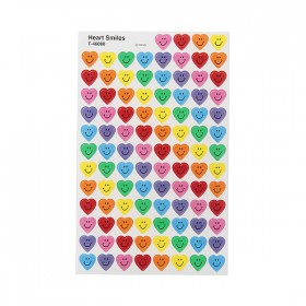 Stickers - Colourful Hearts